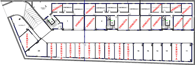 Triggiano ba complesso residenziale san lorenzo for Progettista del piano interrato